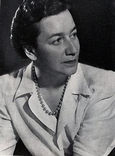 "Ana Aslan - inventor of world famous ""Gerovital"""