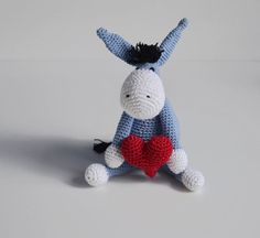 Hey, I found this really awesome Etsy listing at https://www.etsy.com/ru/listing/217932661/valentines-donkey-with-red-heart