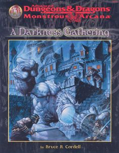 A Darkness Gathering (2e) - Wizards of the Coast | Adventures | DriveThruRPG.com