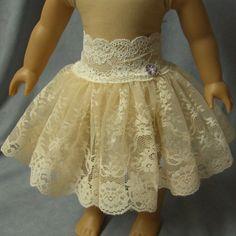 Did anyone get my title? I hope as you saw it, you immediately sang Skip, skip, … - American Girl Dolls Sewing Doll Clothes, Sewing Dolls, Girl Doll Clothes, Doll Clothes Patterns, Barbie Clothes, Clothing Patterns, Girl Dolls, Doll Patterns, Dolls Dolls