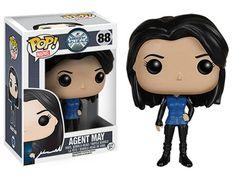 Pop! Marvel: Agents of S.H.I.E.L.D. - Melinda May - Agents of S.H.I.E.L.D Figures