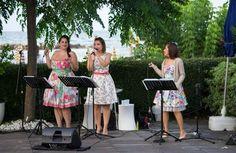 Le voci si scaldano e la festa di #ferragosto prende il giusto #ritmo, per far ballare tutti gli amici del Blu Suite!