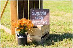 Rustic wedding signs   http://www.elizabethhensonphotos.com   see more http://www.thebridelink.com/blog/2013/10/11/rustic-farm-wedding-in-virginia/