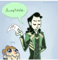 Loki and the loon part 15