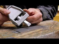 How To Sharpen A Woodworking Chisel • Complete Sharpening Series Video 16