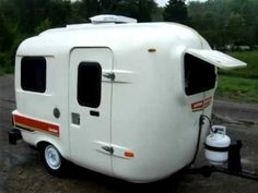 Scamp Camper, Small Camper Trailers, Small Travel Trailers, Tiny Camper, Small Campers, Campers For Sale, Trailers For Sale, Rv Campers, Casita Trailer