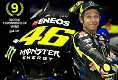 Valentino Rossi - The champion Motogp Valentino Rossi, Valentino Rossi 46, Colon, Vr46, Yamaha Yzf R1, Love Me Forever, Beatles, Goat, Motors