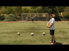 How To Curve A Soccer Ball - Quick Tips To Learn How To Curve The Soccer...
