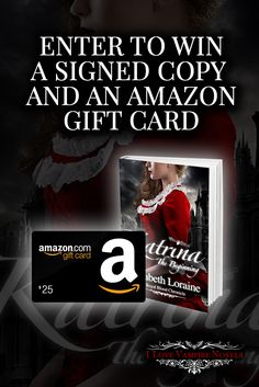 #Win a $25 Amazon Gift Card & Signed Paperback from Bestselling Author Elizabeth Loraine http://www.ilovevampirenovels.com/giveaways/win-25-amazon-gift-card-elizabeth-loraine/?lucky=179441 via @LVVampireNovels