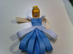 Ribbon Princess Hair Clips - Entirely Smitten