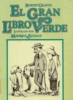 El Gran Libro Verde, Robert Graves, ilustrado por Maurice Sendak