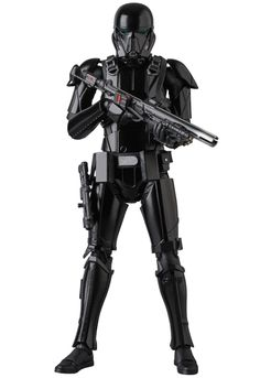ToyzMag.com » MAFEX Star Wars Rogue One Death Trooper – Les images officielles