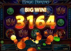 NetEnt Launches New Online Slot called Magic Portals