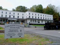Cass Scenic Railroad State Park, Cass, WV-- super neat place to go...not far from home either...
