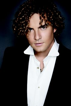 David Bisbal....wonderful singer...