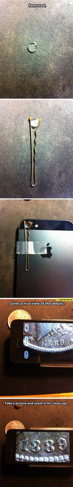 DIY Phone Hacks - Take Incredible Photos With Your Phone - Cool Tips and Tricks for Phones, Headphones and iPhone How To - Make Speakers, Change Settings, Know Secrets You Can Do With Your Phone By Learning This Cool Stuff - DIY Projects and Crafts for Men and Women http://diyjoy.com/diy-iphone-hacks