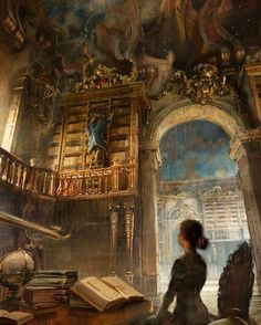 Beauty and the Beast 2017 concept art