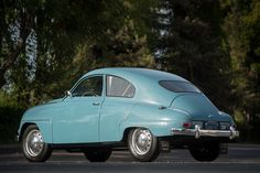 Bid for the chance to own a 1960 SAAB at auction with Bring a Trailer, the home of the best vintage and classic cars online. Car Museum, Car Makes, Classic Cars Online, Aston Martin, Old Cars, Motor Car, Volvo, Cars And Motorcycles, Dream Cars