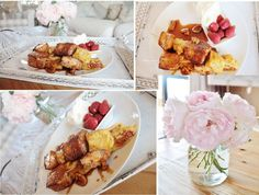Just Darling: Foodie Friday Pecan Nuts, Baked Banana, Toffee, French Toast, Kebabs, Chicken, Baking, Archive, Recipes