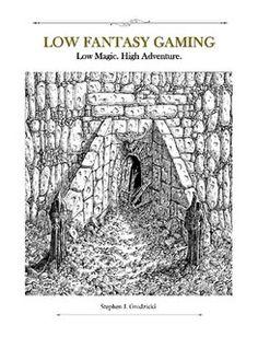 El Descanso del Escriba: Low Fantasy Gaming (LFW), un RPG prometedor en des...