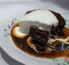 Sticky Toffee Pudding Cake