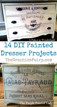 14-DIY-Painted-Dresser-Projects.jpg (550×1024)