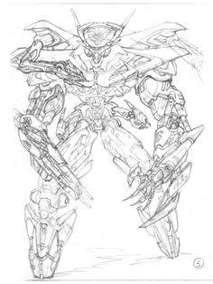 Beast Machines - Megatron by rmohr on DeviantArt