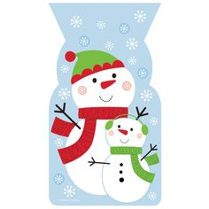 Snowmen Cello Shaped Bags/Case of 240 Tags: Snowmen; Cello Bags; Winter; Cello Bags;Snowmen Cello Bags;;; https://www.ktsupply.com/products/32786322127/Snowmen-Cello-Shaped-BagsCase-of-240.html