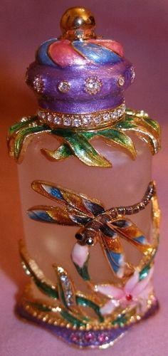 perfume bottle by cristina