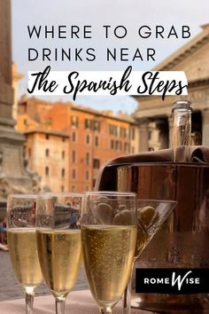 On this page about where to get drinks near Spanish Steps, you'll find: Serious wine bars/enotecas near the Spanish Steps. Rooftop bars/drinks with a view near the Spanish Steps. Drinks near Spanish Steps with the best atmosphere Europe Train Travel, Rome Travel, Europe Travel Guide, European Vacation, European Travel, Rome Attractions, Wine By The Glass, Wine Bars, Cities In Europe