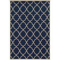 Home Decorators Collection Newport Terra 2 ft. x 4 ft. Indoor/Outdoor Area Rug 2168510170 - The Home Depot Outdoor Runner Rug, Indoor Outdoor Area Rugs, Outdoor Rooms, Coastal Area Rugs, Synthetic Rugs, Blue Ivory, Colorful Rugs, Newport, Modern