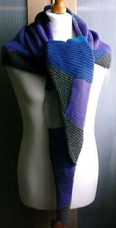 Ravelry: block-buster pattern by Brian smith