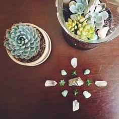 Luck & Abundance Grid via The Bohemian Collective