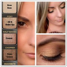 """NAKED 2 Palette-Soft Glow. I love these colors. First """"browns"""" that actually look good on me."""