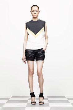 Alexander Wang Resort 2012 Collection Photos - Vogue