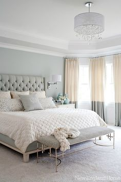 Bedroom design ideas, easy to fall in love... #homedecorideas #interiordesign #bedroom luxury homes, bedroom ideas, luxury design . See more inspirations at homedecorideas.eu/