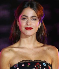 Martina Stoessel 'Tini - The New Life Of Violetta' Premiere In Rome on April 2016 in Rome, Italy. Disney Channel Original, Celebrity Singers, 54 Kg, Teen Actresses, Chloe Grace Moretz, Light Of My Life, Elle Fanning, Lily Collins, New Life