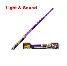 84cm Foldable Star Wars laser sword with Sound and Light classic Star Wars lightsaber toy for kid Jedi scalable weapons gift