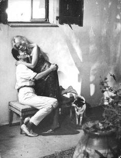 Brigitte Bardot & Jacques Charrier, 1959