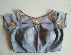 New Ideas Clothes Patterns Trendy Kurti Sleeves Design, Kurta Neck Design, Saree Blouse Neck Designs, Fancy Blouse Designs, Stylish Blouse Design, Designer Blouse Patterns, Label, Instagram, Clothes Patterns