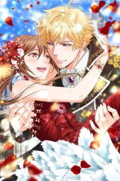Shall We Date: Wizardess Heart + Character: Klaus Goldstein Anime Love Story, Anime Love Couple, Manga Love, Anime Couples Manga, Cute Anime Couples, Manga Anime, Hot Anime Guys, Anime Boys, Otaku