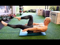 20 Intense Abs Exercises - YouTube