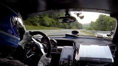 Porsche 918 Spyder stellt neuen Rundenrekord auf der Nordschleife auf