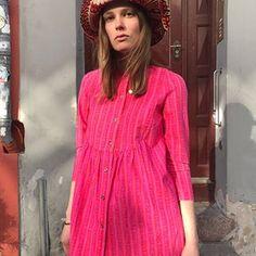 Cute vintage Marimekko shirt #paloma_vintage_copenhagen Marimekko, Shirt Dress, Cute, Shirts, Vintage, Instagram, Dresses, Design, Fashion