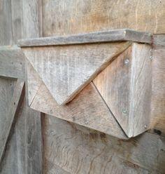 Afbeeldingsresultaat voor brievenbus hout