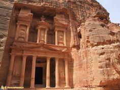 Visitare Petra - Il Tesoro, il simbolo di Petra