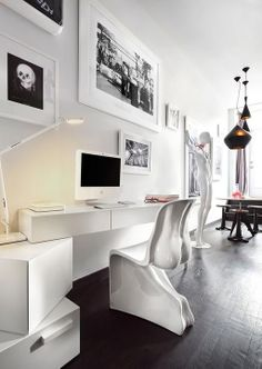tumblr myfnbqwFw31rqeb09o1 1280 50 Inspirational Workspaces  Offices | Part 20