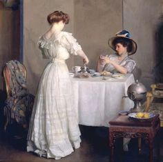 Tea 1909