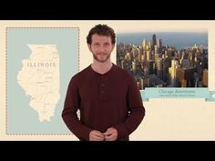 Visit the 50 States - YouTube  Nicely done quick videos about each state by Socratica