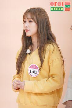 Weekly Idol, Baby Ducks, Japanese Girl Group, Be A Nice Human, 3 In One, Kawaii Girl, The Wiz, Yuri, Rapper